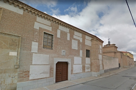 Electoral Chapter of the Monastery of Fontiveros, Spain